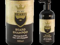 Подхранващ шампоан за брада - By my beard