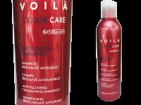 Шампоан с антижълт ефект - Voila Color System EKS