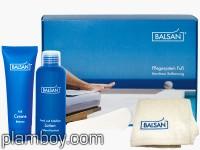 Комплект за премахване на мъртва и загрубяла кожа Gift set - Balsan