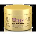 Маска за боядисана и третирана коса с кератин Yogurt Flower, 250 мл - Imperity