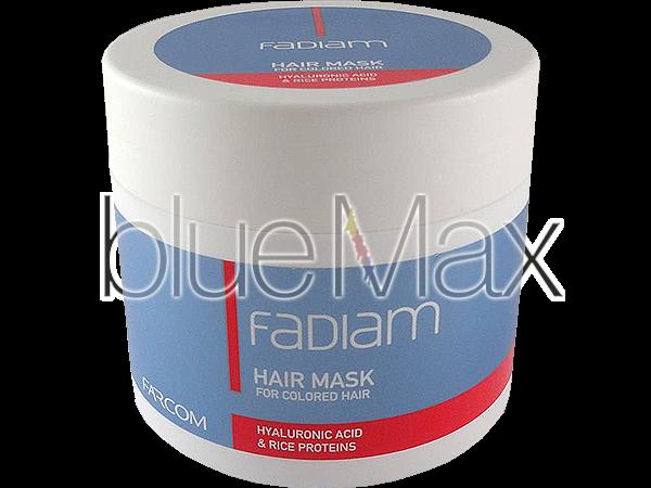 Маска за боядисана коса хиалурон и протеин Fadiam - Farcom