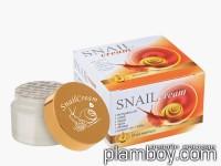 Регенериращ дневен-нощен крем за лице SnailL Cream 24 Hours  - Алекс 1977