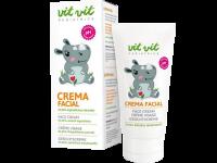 Хипоалергиен детски крем за лице с 95% натурални съставки Vit Vit Pediatrics - Diet Esthetic