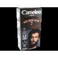 Безамонячна крем-боя за брада и мустаци - 3.0 тъмно кестенява - Delia