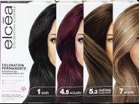Безамонячна боя за коса с дълготраен ефект - Elcea