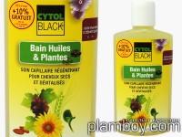 Възстановяваща маска за коса с растителни масла - Cytolblack - Cytolnat