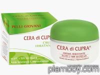 Хидратиращ крем за лице с хиалуронова киселина Cera di Cupra - Ciccarelli