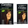 Интензивен оцветяващ шампоан за коса, тъмно кафяво 3.0 Cameleo - Delia