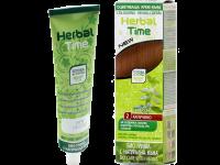 Оцветяваща крем - къна за коса Herbal time - Rosa impex
