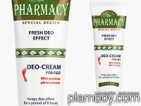 Део- крем за крака с ценни растителни екстракти - Forest pharmacy - Rosa Impex