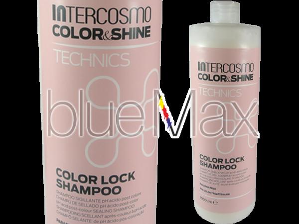 Шампоан за боядисана коса Color and Shine, 1000 мл - Intercosmo