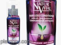 Балсам против косопад и накъсване, интензивен без отмиване - Natur Vital