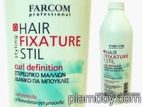 Универсален втвърдител за коса без алкохол - Farcom