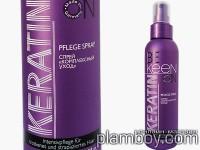 Спрей за цялостна грижа за суха и увредена коса с кератин - Keen