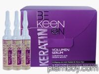 Укрепващ серум за тънка коса с кератин без отмиване - Keen