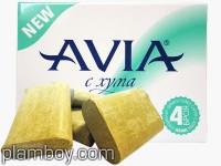 Сапун за коса и тяло от хума - Jasmine - Avia