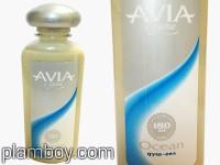 Душ-гел за мазна кожа с хума - Ocean - Avia