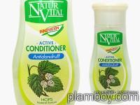 Интензивен балсам против пърхот с хмел - Natur Vital