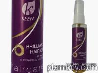 Възстановяващо олио за коса с арганово масло без отмиване - Keen