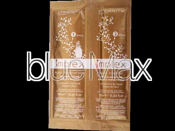 Професионална система за регенериране на косата Implex, 2x10 мл - Imperity