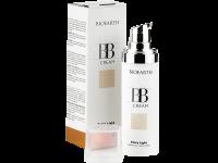 ВВ крем за лице за всеки тип кожа с розово масло Extra light - Bioearth