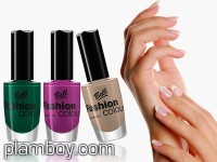Лак за нокти Fashion Colour Nail Enamel - хипоалергичен - Bell