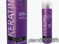 Хидратиращ шампоан за всеки тип коса с кератин - Keen
