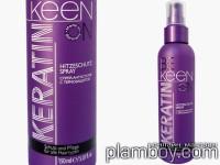 Термозащитен спрей за всеки тип коса с кератин - Keen