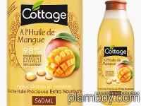 Душ-гел и пяна за вана с масло от манго 2 в 1 - Cottage
