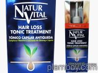Интензивен фитоактивен серум против косопад - Natur Vital