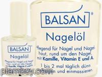 Олио за кожички на ноктите хидратиращо и подхранващо-Balsan