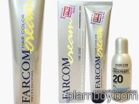 Професионална боя за коса с копринени протеини - Farcom