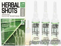 Ампули против косопад Herbal Shots - Farcom