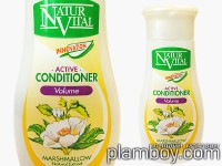 Интензивен балсам за обем на косата - Natur Vital