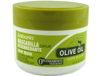 Подхранваща маска с екстракт от зехтин за всеки тип коса - Babaria