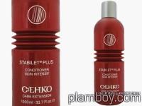 Балсам-стабилизатор за суха коса без отмиване с бадемов протеин Stabilet Plus - Energy - C:ehko