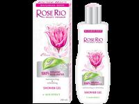 Овлажняващ душ-гел с екстракт от роза – Rose Rio