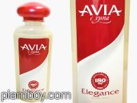 Душ-гел за мазна кожа с хума - Elegance - Avia