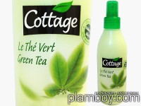 Лосион за тяло с етерични масла и зелен чай - Cottage