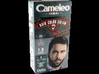 Безамонячна крем-боя за брада и мустаци - 1.0 черна - Delia