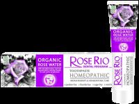 Хомеопатична паста за зъби с екстракт от роза – Rose Rio