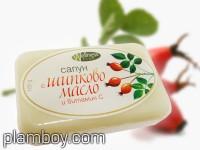 Сапун с шипково масло и витамин С - Тобекс