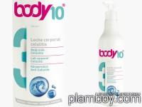 Антицелулитно мляко за тяло №3 - Body 10 - Diet Esthetic