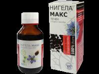 Студено пресовано масло от черен кимион - Нигела Макс