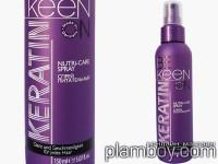 Подхранващ спрей за всеки тип коса с кератин и пантенол - Keen