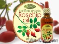 Шипково масло, биосертифицирано, 100% натурално, 50 мл. - Тобекс